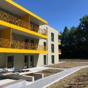 Wohnanlage - 14 WE mit speziell ausgerüsteten, barrierefreien Wohnungen