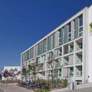 Unicastello – 113 Appartements  in Regensburg