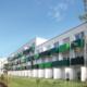 Unithoma – 138 Appartements und Wohnungen mit Gewerbeflächen