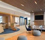 Neubau Holiday Inn Express mit 144 Zimmern im Dörnbergforum in Regensburg