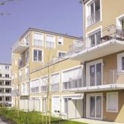 Park Terrassen – 168 Eigentumswohnungen  in Regensburg