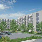 Uniflora – 162 Appartements  in Regensburg