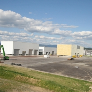 Neubau Maschinenfabrik Sennebogen in Straubing