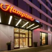 Neubau Hotel Hampton By Hilton in Berlin Alexanderplatz mit 380 Zimmern