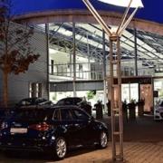 Sanierung Audi Zentrum Regensburg