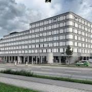 Neubau Hotel Novum Style in Regensburg mit 239 Zimmern