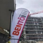 Neubau Boardinghaus Bento In in München Stahlgruberring mit 366 Zimmern