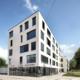 Neubau Büro- und Geschäftshaus Galgenbergstraße in Regensburg