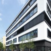 Neubau Zentralverwaltung der Fa. Magna in München