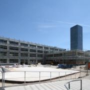 Neubau Produktions- und Geschäftshaus Messerschmidtstraße in München